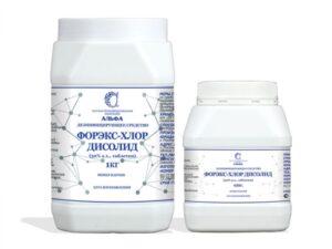 Форекс-хлор дисолид